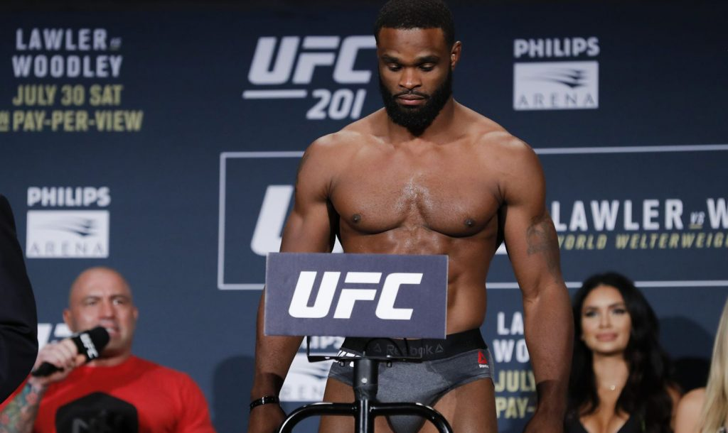 Woodley Ends the Lawler Era