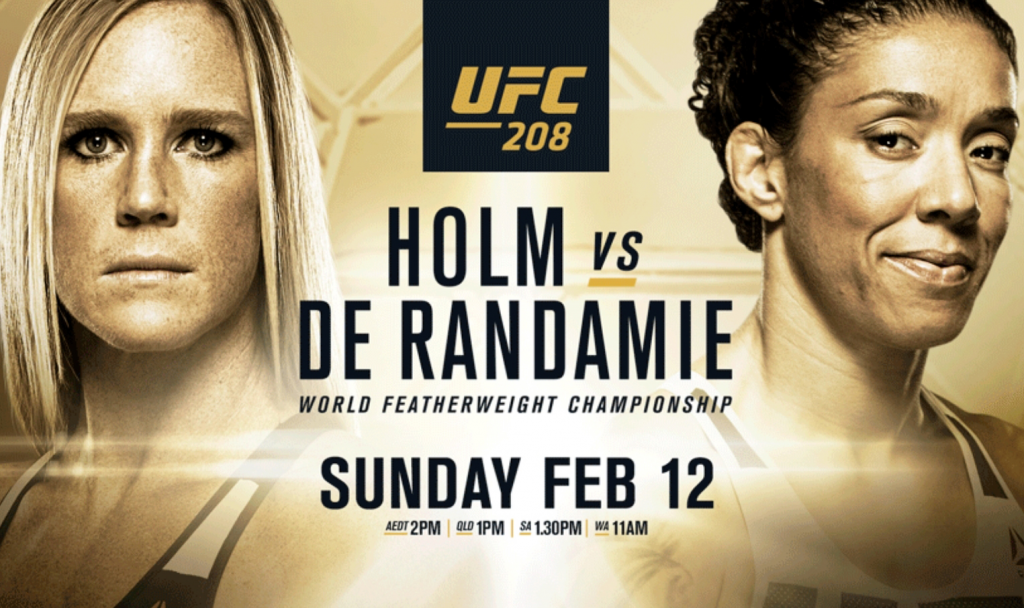 UFC 208 Last Minute Picks
