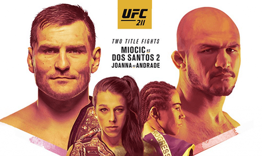 UFC 211 Betting Picks: Brazilian Upsets