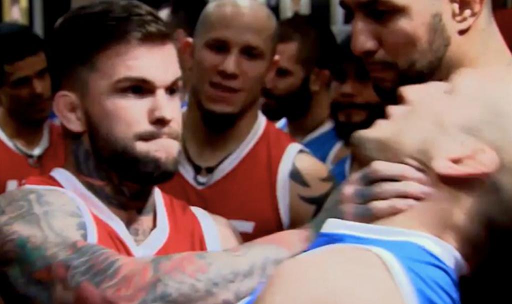 Cody Garbrandt Talks Knockouts in Practice